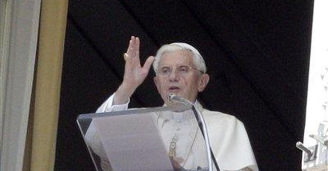 Pope to Irish: Child abuse by clergy `a mystery'