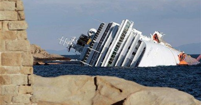 Concordia disaster could cost industry millions