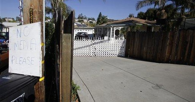 Child charged with murder in San Diego-area death