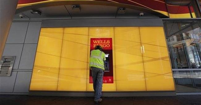 Wells Fargo net rises on deposits, lending growth