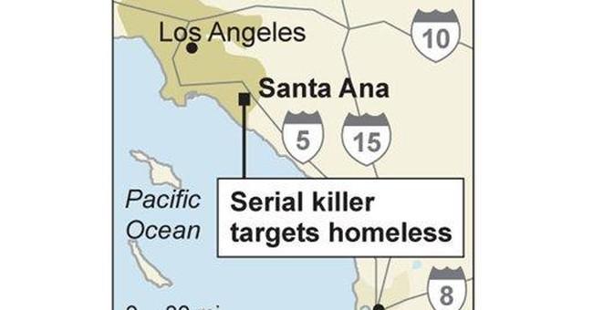 Prosecutors say veteran killed homeless for thrill