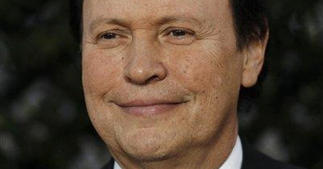 Billy Crystal hints at Oscar theme in online video