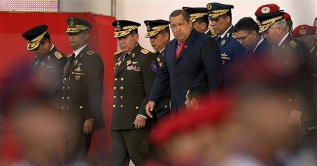 Chavez defends Venezuela's new military chief