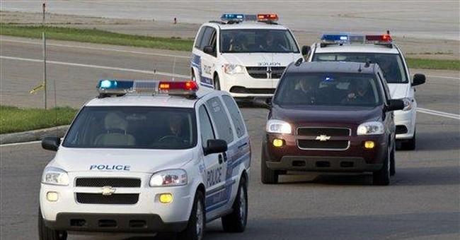 Canada suspect in body parts case faces hearing