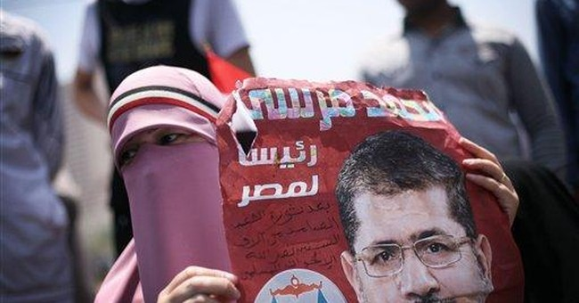 Egyptian military moves to retain power after vote