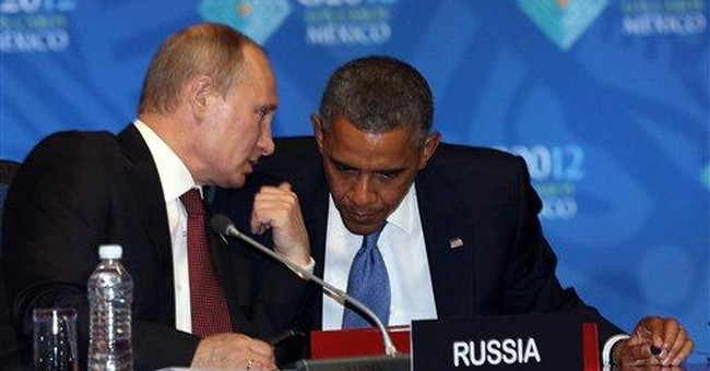 Obama: Putin talks candid, tensions can be eased