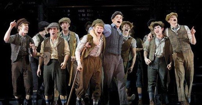 Shows boost box office take a week after Tonys