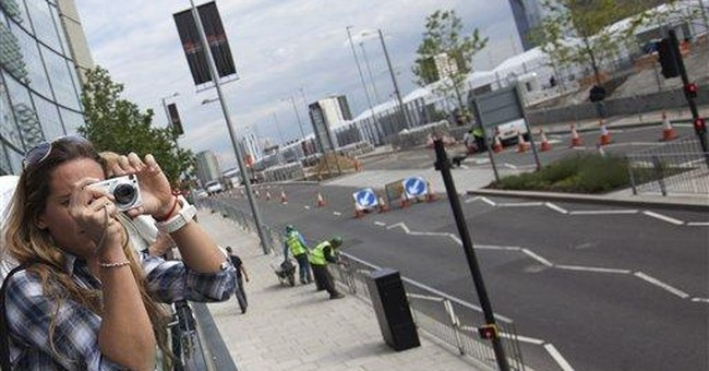 London walking tours offer peek at Olympic Park