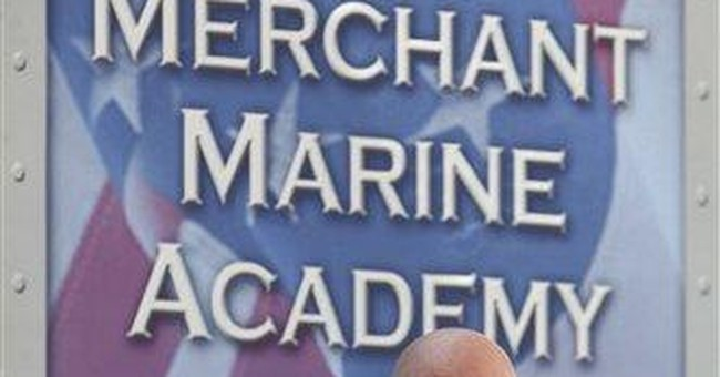 Giffords, Kelly honor US Merchant Marine grads