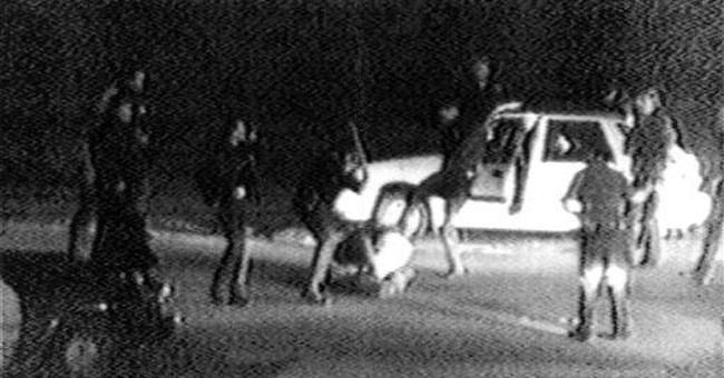 Rodney King beating helped drive video revolution
