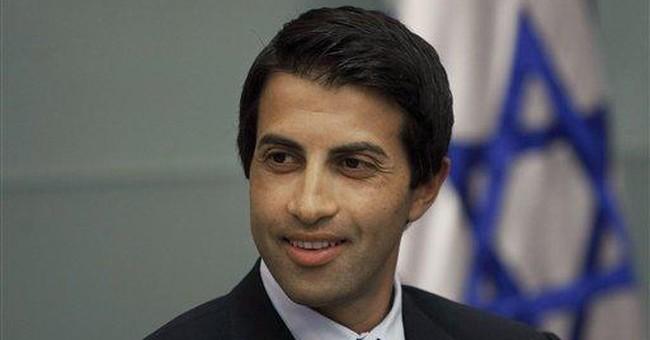 AP Interview: Hamas informer-author tours Israel