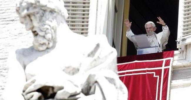 Vatican official blames media -- and the devil