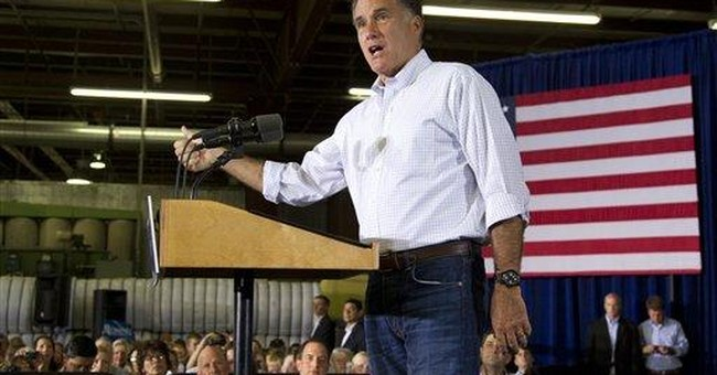 Romney says Michigan win would hand him presidency