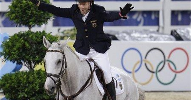 US Olympic horses travel to London in style