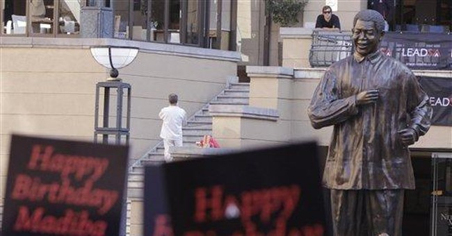 Birthday song kicks off countdown to Mandela Day