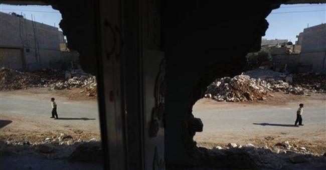 2 months later, massacre haunts Syrian town
