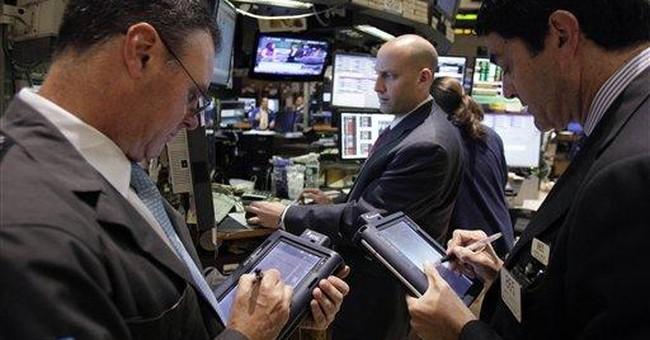 US stocks meander as European debt crisis festers