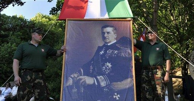Cult springs up around Hungary's WWII leader
