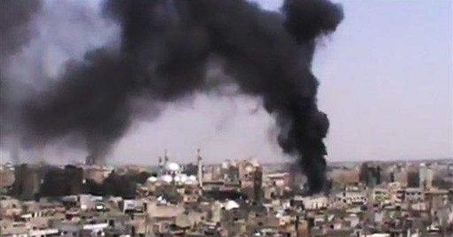 Syria says ready to evacuate besieged families