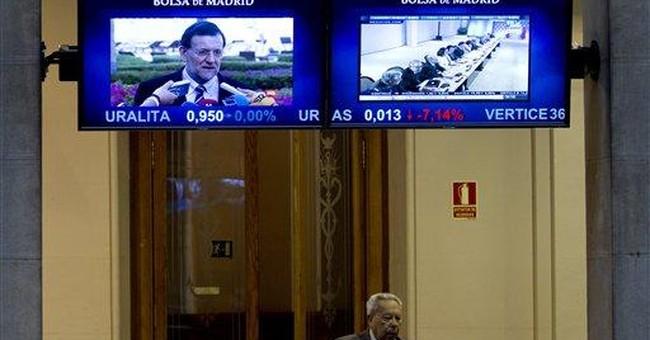 Spain crisis: Bond yield hits bailout danger zone