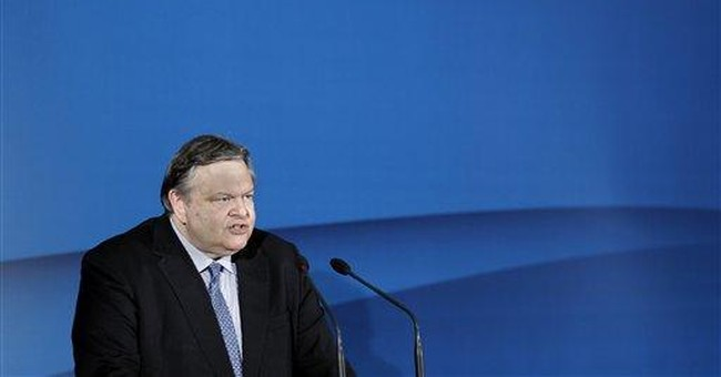 EU official: Greek bailout terms to be changed