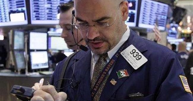 World stocks mixed amid Fed hopes, Europe concern