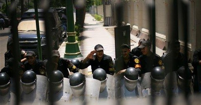 Egypt's Islamists to lead anti-military protest