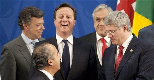 Cameron ignites new war of words with France