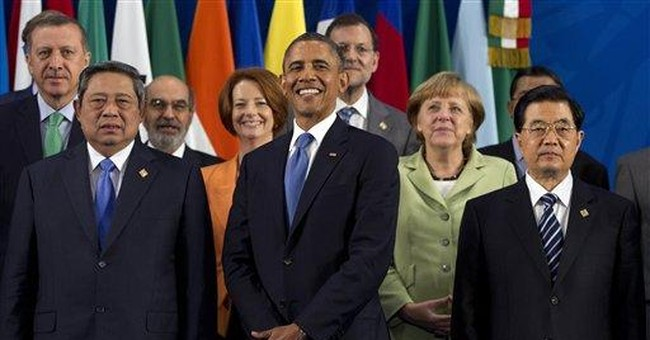 Obama: Euro crisis could affect my re-election