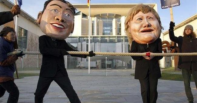 Merkel to open Davos forum in Switzerland