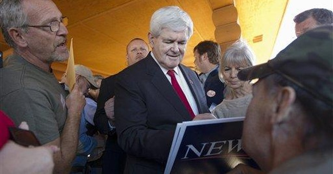 Gingrich, Romney mix it up in South Carolina