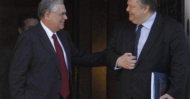 Understanding Greece's bond swap deal
