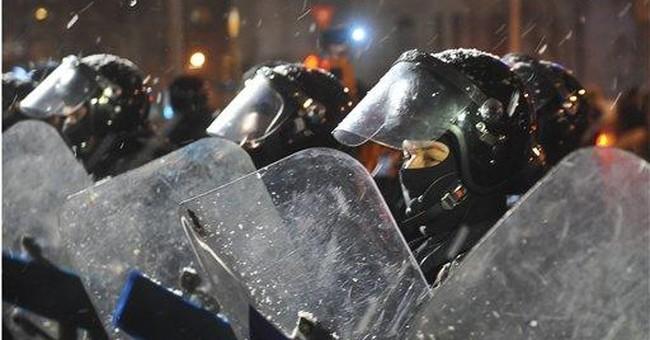 New anti-government protests in Romania