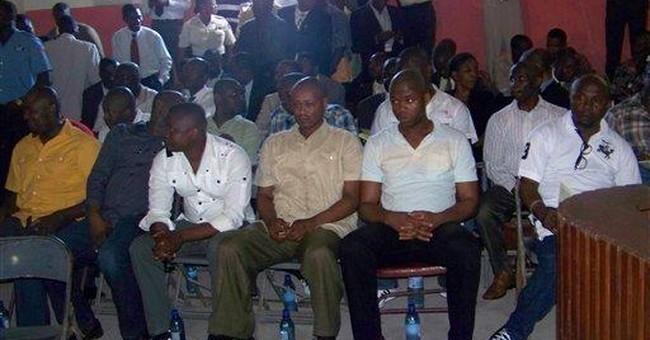 Split verdict in landmark Haiti prison riot trial