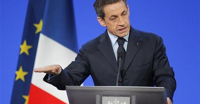 Election ahead, Sarkozy rethinks Afghan role