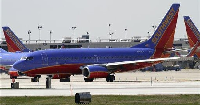 Southwest posts $152M 4Q profit on strong traffic