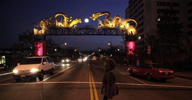 Urban US Chinatowns wane as Asians head to suburbs