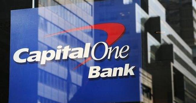 Capital One's 4Q net income falls sharply