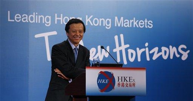 HK stock chief foresees IPO access for Chinese