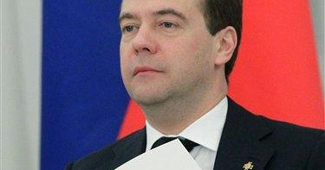 Medvedev presses Russian spies on anti-terror ties