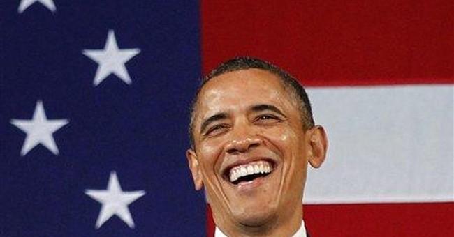 Obama sings R&B
