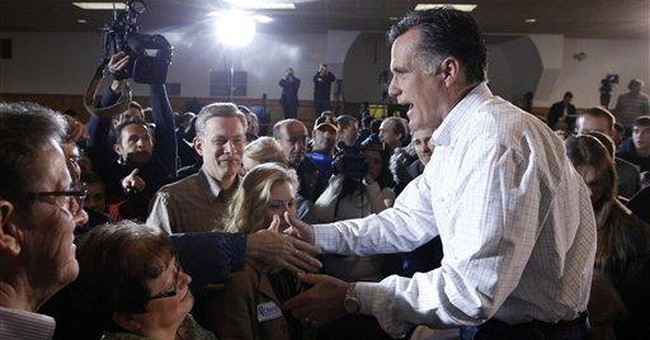 Romney says he expects to win Iowa's caucuses