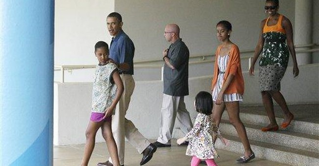 Obama ending vacation, readying for re-election