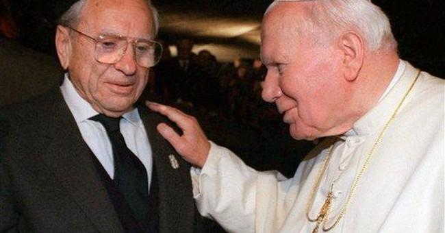 Jewish friend of late Pope John Paul II dies