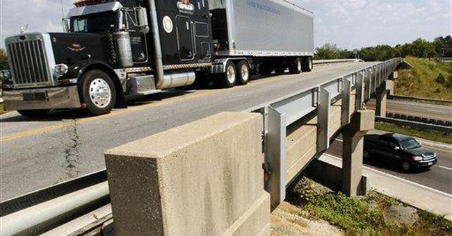 Road funds at risk in some states over safety rule