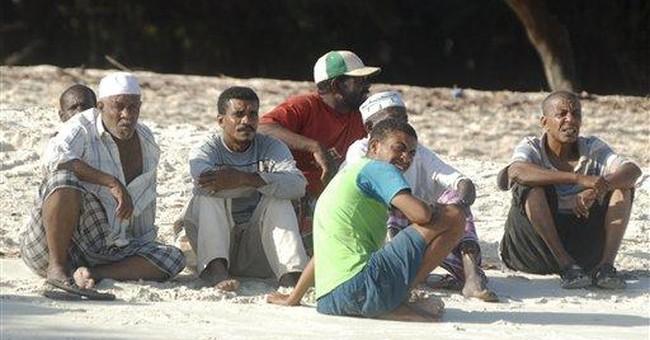 Boat capsizes in Kenya; 7 dead, 1 dozen missing