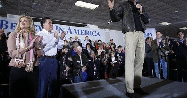 Analysis: GOP race has yet to fully test Romney