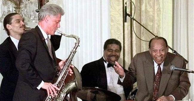 Obama isn't the first president to serenade public