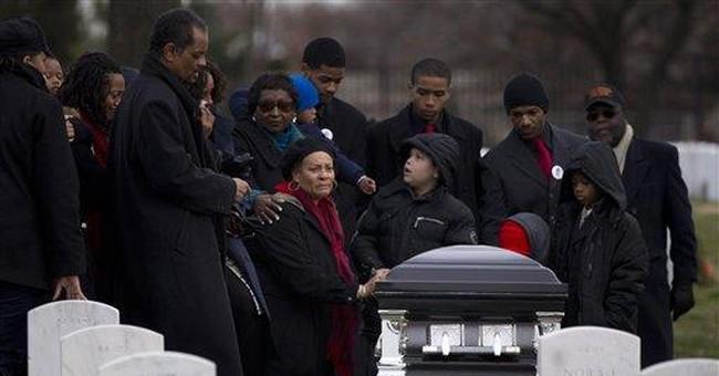 Tuskegee airman buried at Arlington