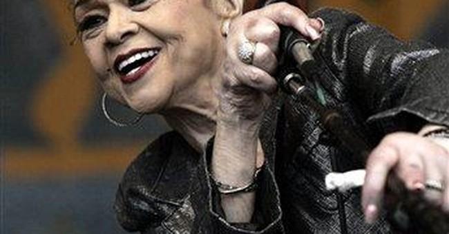 Legendary blues singer Etta James dies in Calif.